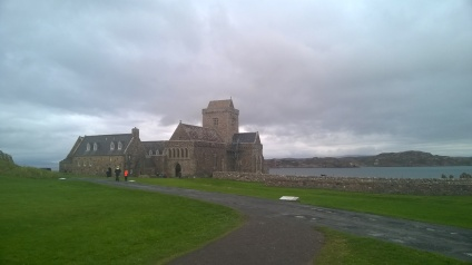 Abby on Isle of Iona