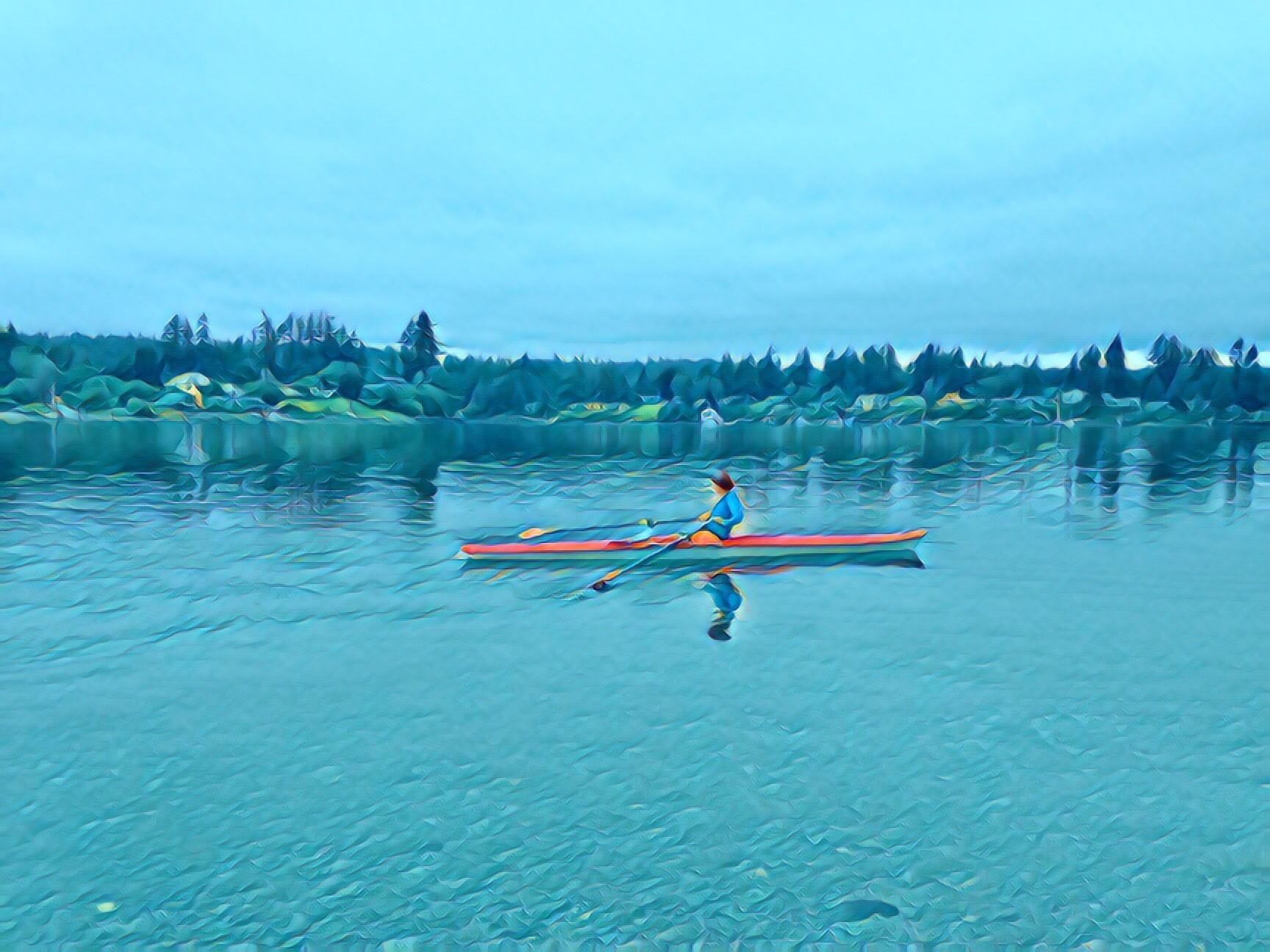 Rowing Summer '17